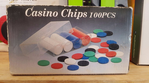 fichas poker juego