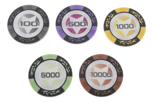 fichas poker juegos