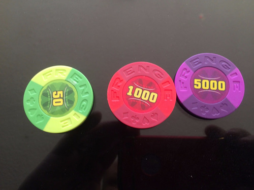 fichero profesional 300 piezas 11.5 gr. poker