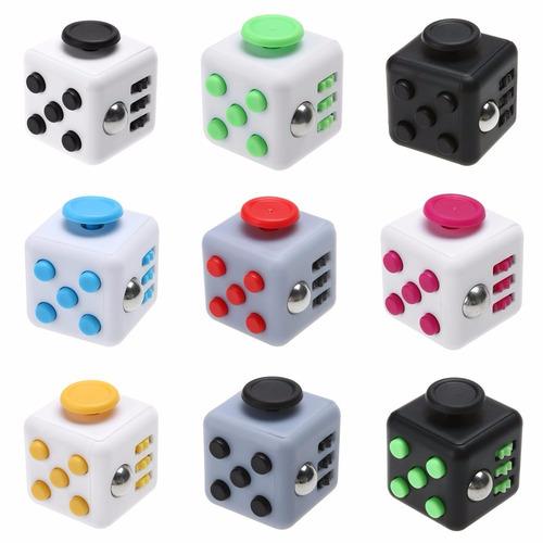 fidget cube anti ansiedad y stress original importador