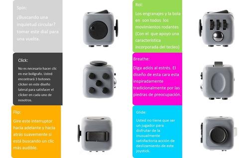 fidget cube antiestrés