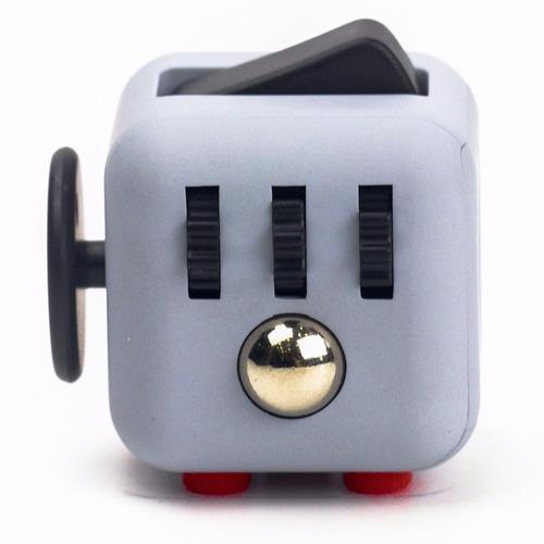 fidget cube cubo antiestres juego