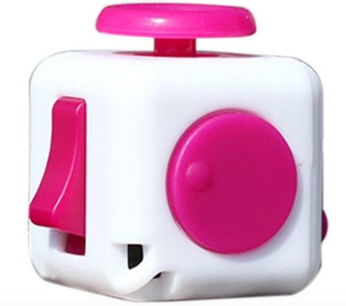 fidget cube dado antiestres  mayor concentración