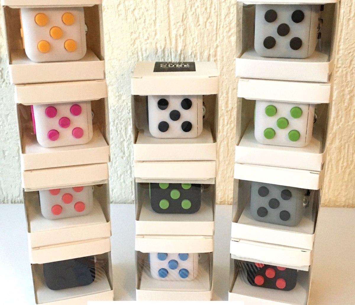 Fidget cube env o gratis en mercado libre - Casas cube opiniones ...
