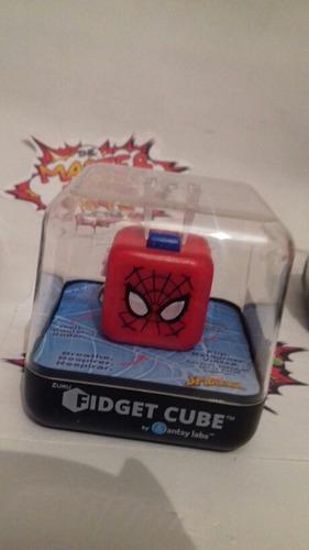 fidget cube marvel & dc lote 5 pz