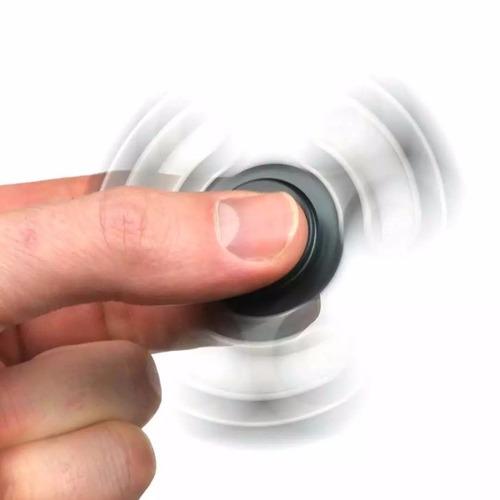 fidget hand spinner antiestres calidad concentración colores