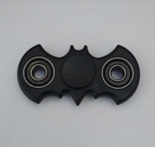 fidget hand spinner batman solo en  negro  envio gratis