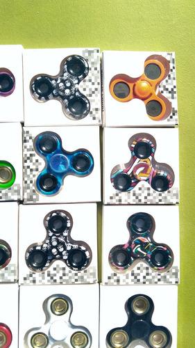 fidget spiner x mayor. variedad de modelos x 50u