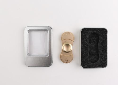 fidget spinner aluminio