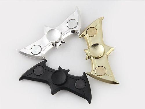 fidget spinner batman bati señal color negro envio x 1 sol