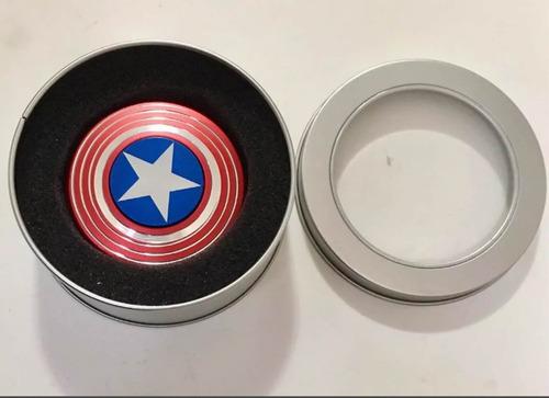 fidget spinner capitan america original calidad y garantía