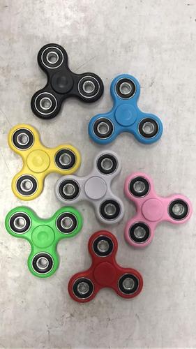 fidget spinner clásico reduce estrés ansiedad detal y mayor