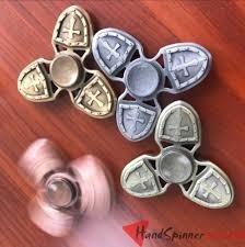 fidget spinner de metal