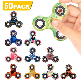 Juguetes Fidget A Pack Anxity Hiperactividades Spinner 50 BerdoCxW