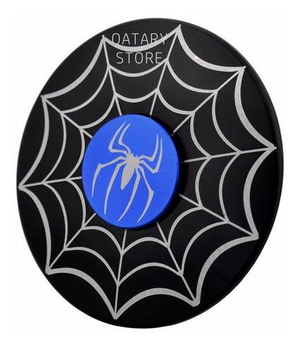 fidget spinner hombre araña spiderman ironman marvel hero
