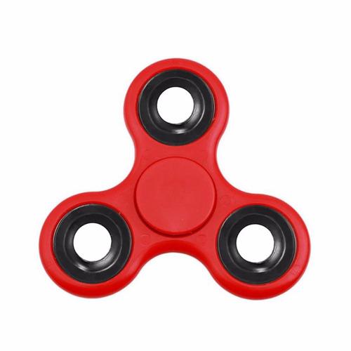 fidget spinner juego antiestres ansiedad concentración