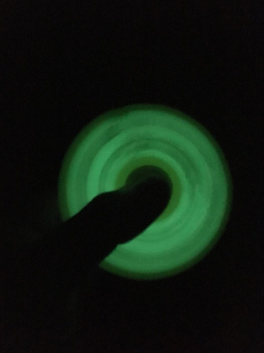 fidget spinner metálico fluorescentes al por mayor y menor
