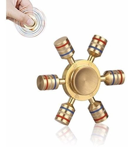 fidget spinner metálico varios modelos armable alta calidad