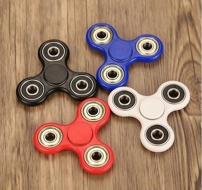 fidget spinner original reduce estrés ansiedad mayor detal