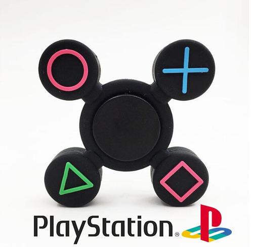 fidget spinner play station ps4 ps3 psp