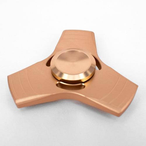 fidget spinner profesional metalico - excelente calidad