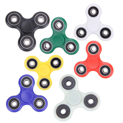 fidget spinner varios colores exc.calidad - fair play toys