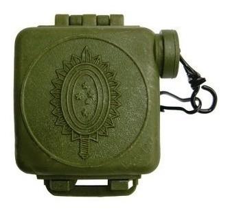 fiel retrátil verde eb segurança exército brasileiro