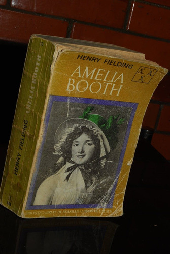 fielding henry: amelia booth.