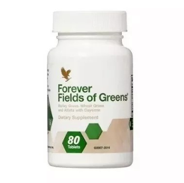 fields of greens forever living fibras