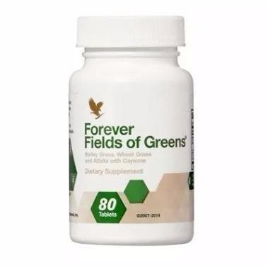 fields of greens forever suplemento natural fibras emagrecer