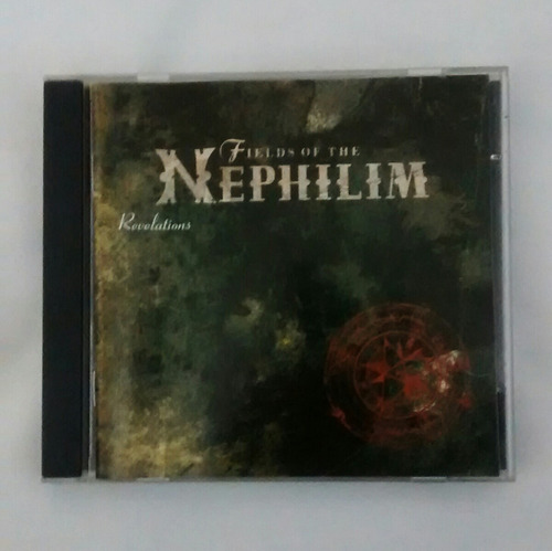fields of the nephilim cd revelations