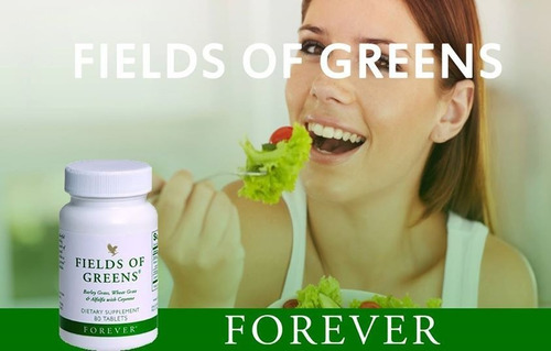 fields off greens forever living 80 tabletes