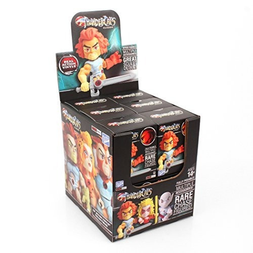 fieles temas thundercats blind box mini figura de acción fi