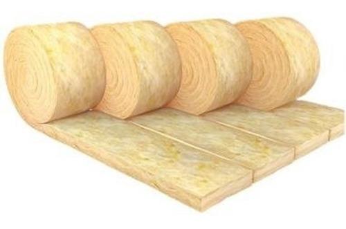 fieltro de lana de vidrio aislante térmico - bajo teja