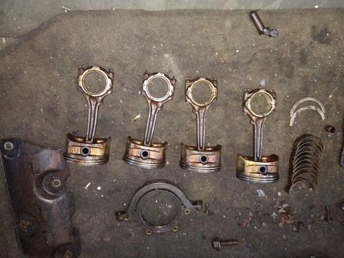 fiesta 1.0 1998 kit motor completo m 1998