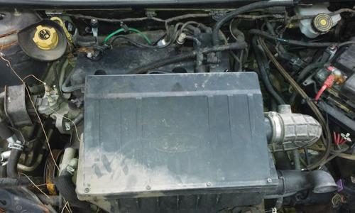 fiesta 1.6 8v sucata motor cambio  lataria e peças