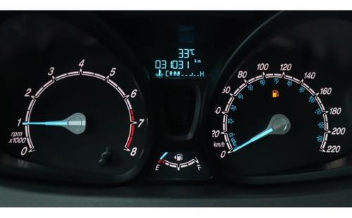 fiesta 1.6 se hatch 16v flex 4p manual 31031km
