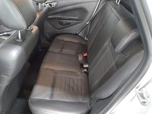 fiesta 1.6 titanium hatch 16v flex 4p automático
