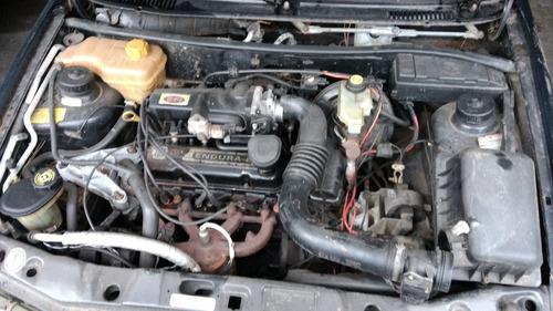 fiesta 1998 1.0 8v/ mecanica/suspensão/lataria/acabamentos
