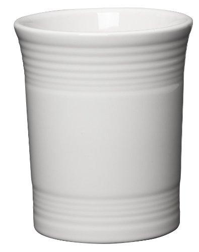 fiesta 6-6 /8 pulgadas de vasijas para utensilios, blanco