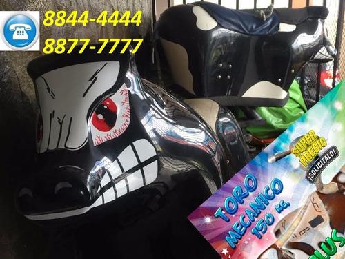 fiesta adultos despedidas cumpleaños animacion toro mecanico