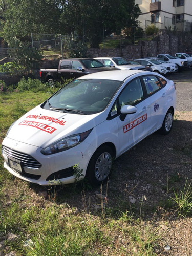 fiesta blanco oxford 1.6 s sedan mt