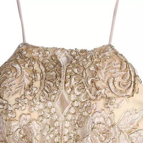 fiesta corto vestido