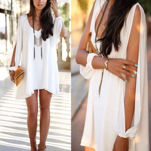fiesta corto vestidos