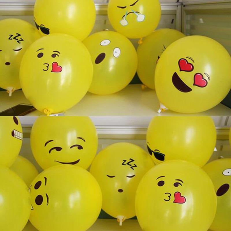 Surprise smiley face
