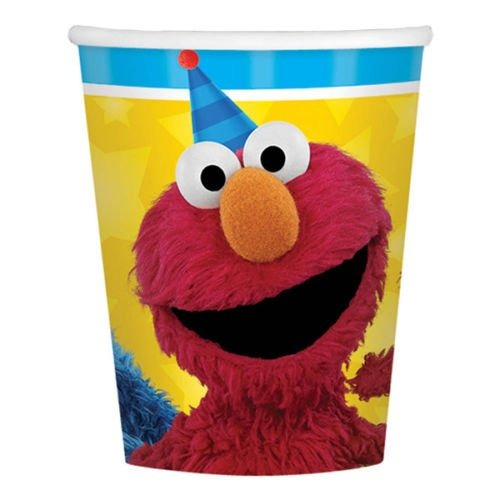 Fiesta De Cumpleaños De Elmo Value Pack De Sesame Street Par