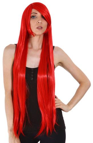 fiesta de disfraces de halloween cosplay peluca... (pink)