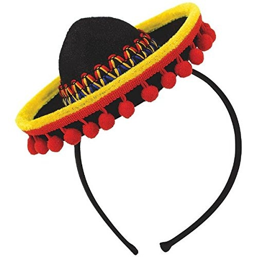 90f3b82010d24 Fiesta De La Fiesta De Cinco De Mayo Sombrero Negro Español -   69.990 en  Mercado Libre