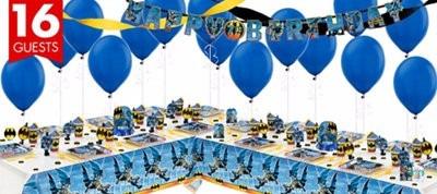 fiesta / decoración / piñata completa de batman