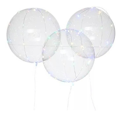 fiesta globo decoracion